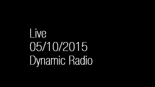 The Juicy Juice Live 05/10/15 on Dynamic Radio