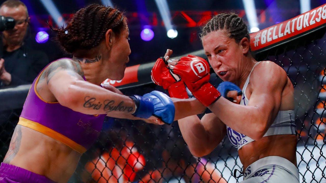 Bellator LA: Cris Cyborg versus Julia Budd Full Fight Video Breakdown by Paulie G