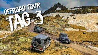 3 Geländewagen in Italien   4X4 Adventure   OFFROAD Tour   Teil 3   Project History