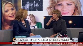 Kim Cattrall - Ageism in Hollywood & Trump [Victoria Derbyshire Interview]