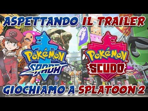 ASPETTANDO IL TRAILER: GIOCHIAMO A SPLATOON 2! - POKEMON SPADA E SCUDO #05