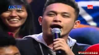 GILANG Menirukan ANANG HERMANSYAH & EBIET G ADE Top 9 Rising Star Indonesia 14 Nopember 2014