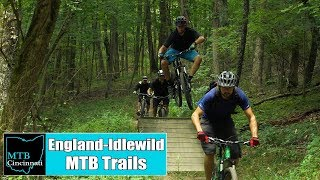 England Idlewild Mountain Bike Trails Review by MTB Cincinnati.