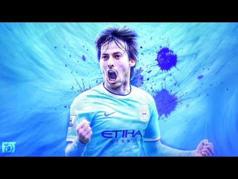 """David Silva - """"El Mago""""- Amazing Goals, Skills, Passes - 2015 - HD"""