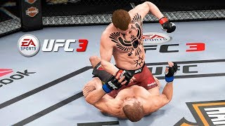 EA SPORTS UFC 3 T.2#11 | GROUND AND POUND MONSTRO
