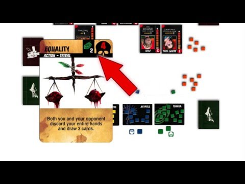 PLAYING FEROX (Part 3) - The Cards