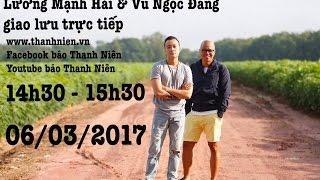 Vũ Ngọc Đãng, Lương Mạnh Hải và chuyện tình yêu đồng tính