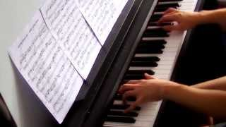 Rooftop Prince OST - After a long time Piano