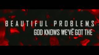 Lana del Rey & Stevie Nicks  - Beautiful People Beautiful Problems (Lyric Video)