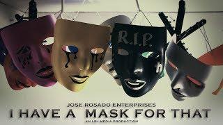 Jose Rosado Enterprises - I Have a Mask For That - (Poetry Short Film)