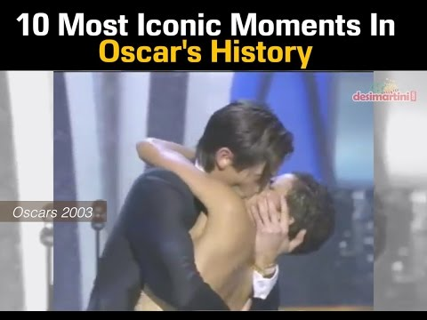 10 Most Iconic Moments In Oscar's History