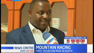 History in Meru county as it launches Mountain Racing.This targets to improve tourism in the county