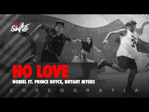 No Love - Noriel ft. Prince Royce, Bryant Myers | FitDance SWAG (Choreography) Dance Video