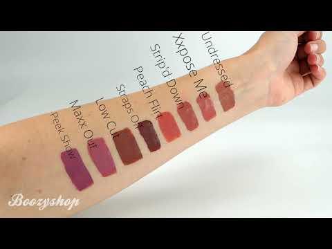 NYX Professional Makeup NYX Professional Makeup Lip Lingerie XXL Matte Liquid Lipstick Peek Show