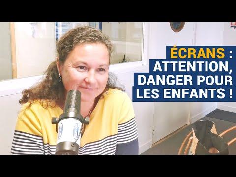 [AVS] Écrans : attention, danger pour les enfants ! - Dr Anne-Lise Ducanda