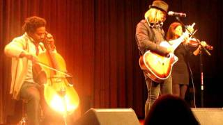 Jon Foreman In My Arms and Southbound Train Jackson,TN 11/4/2011