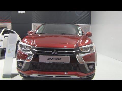 Mitsubishi ASX 2WD 1.6 MIVEC Intense+ MT (2018) Exterior and Interior