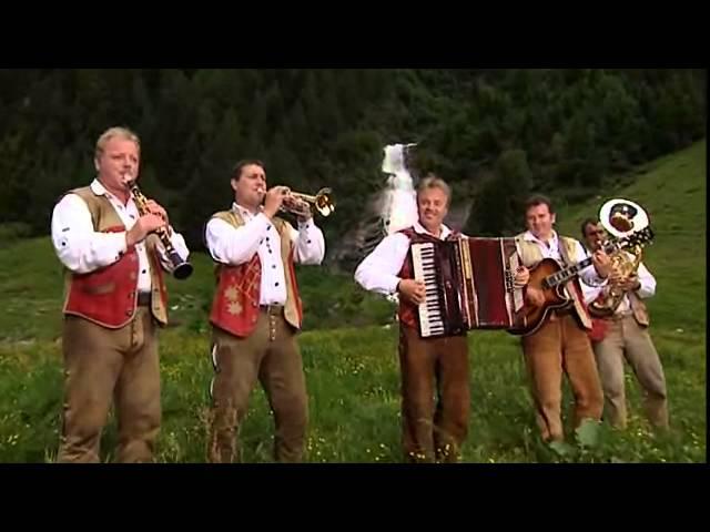 German Folk Music - Goldried Quintett