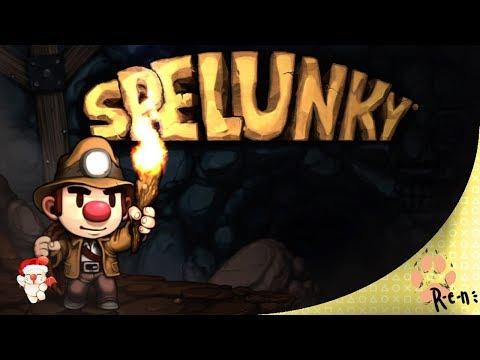 Spelunky  CZ Stream