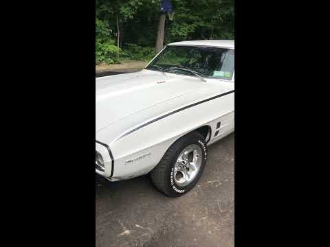 Video of '69 Firebird - NA16