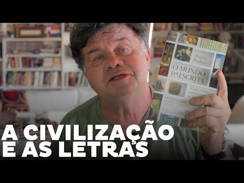 COMO A HUMANIDADE EVOLUIU A PARTIR DA ESCRITA - PENSATA COM MARCELO MADUREIRA
