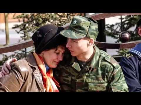 Как матери пережить уход сына в армию