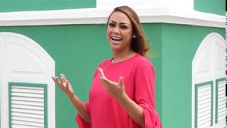 Ghislaine Mejia Miss World Aruba 2019 Introduction Video