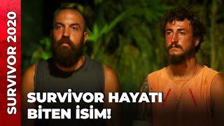 İŞTE SURVİVOR\'A VEDA EDEN YARIŞMACI!   Survivor 2020