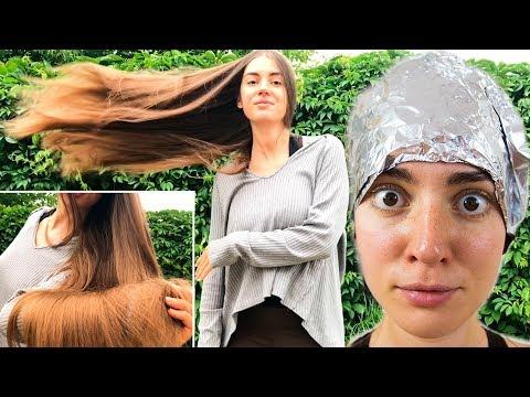 СЕКРЕТНЫЙ СПОСОБ избавления от секущихся кончиков по всей длине. СПА для волос дома 🌴 POLI NA PALME