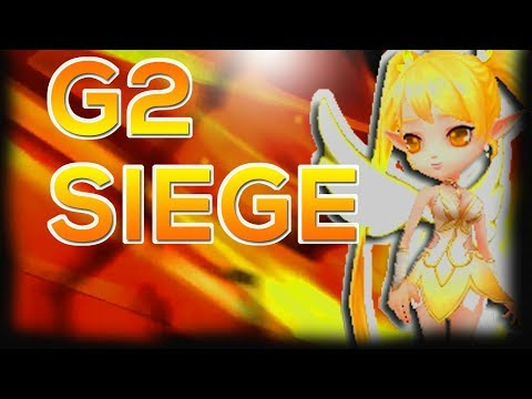 [ENG SUB] Late Upload Siege Battle G2 Rank - Summoners War Indonesia