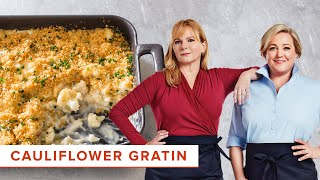 How to Make Creamy Comforting Cauliflower Gratin