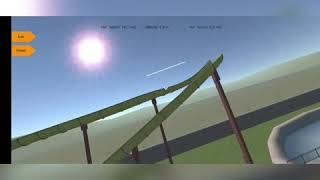 Jumper T16 on android drone racing fx simulator
