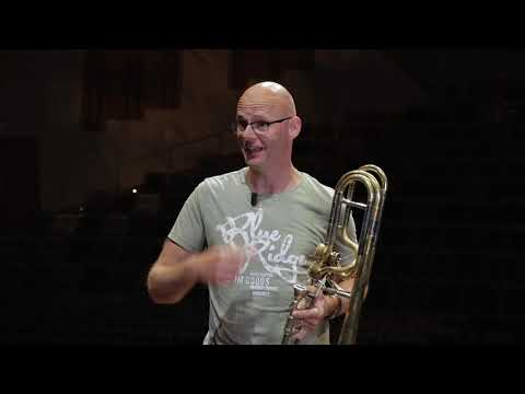 Profs helpen amateurs #1:        Mark Boonstra (trombone)
