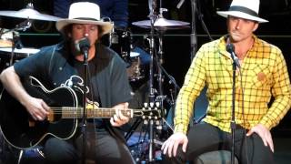 Pearl Jam - Just Breathe w/Lukas Nelson - Bridge School (October 26, 2014)