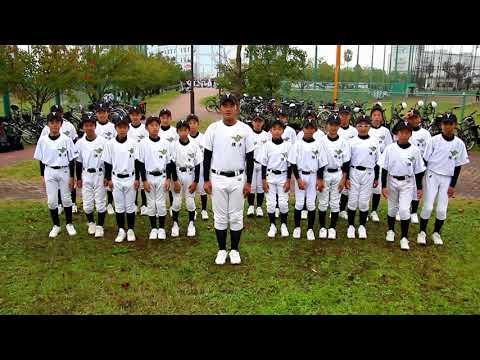 #206 福岡市立横手中学校 野球部