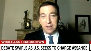 "Glenn Greenwald Explains Why It Is ""So Dangerous"" For Journalism If Julian Assange Is Arrested!"