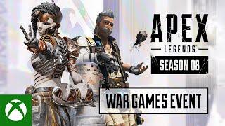 Xbox Apex Legends - War Games Event Trailer anuncio