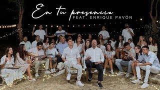 Kike Pavón - En Tu Presencia   ft. Enrique Pavón