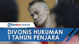 Tak Direhabilitasi, Tio Pakusadewo Divonis Hukuman Satu Tahun Penjara Terkait Kasus Narkoba