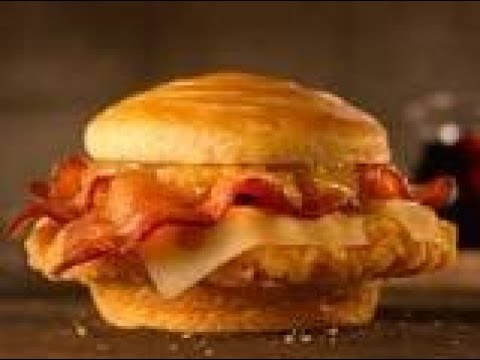 Wendy's Bacon Maple Chicken Sandwich..Fast Food Review…Trying new things.
