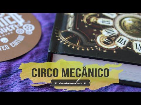 O NOVO CIRCO MECÃNICO TRESAULTI | DarkSide Books