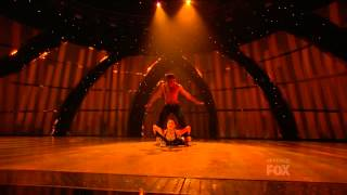 Amy Yakima and Fik shun SYTYCD Season 10 Ep8 Elsa