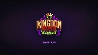Kingdom Rush: Vengeance - Тизер (Официальный анонс)