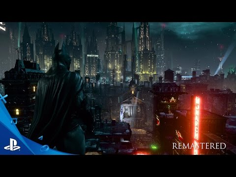 Mäng Batman Return to Arkham, PS4