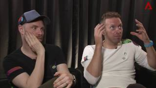 Chris and Jonny on First Look Asia