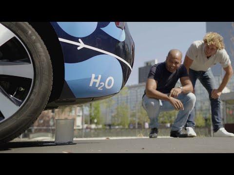 Rijden op waterstof