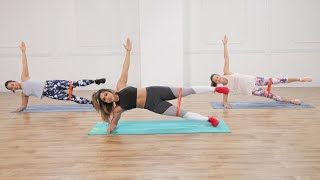 30-Minute Fat-Burning Full-Body Workout