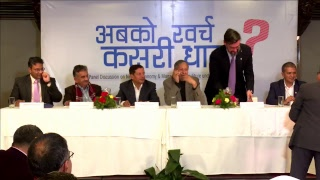 How to manage expenditure in Federal Nepal? (Live)