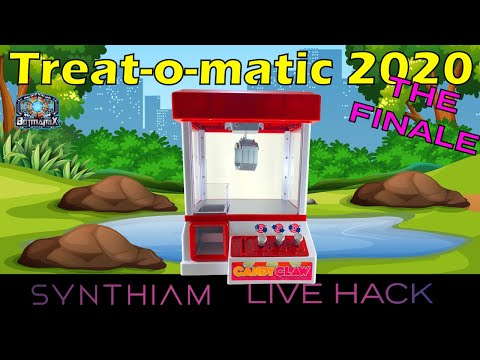 Treat-O-Matic 2020 Live Hack Part #6 The Finale