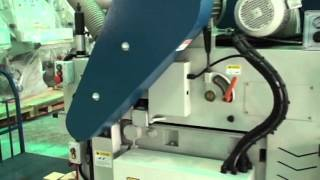 Video MÁY BÀO 2 MẶT PHÔI NGẮN CAO TỐC GT-400S